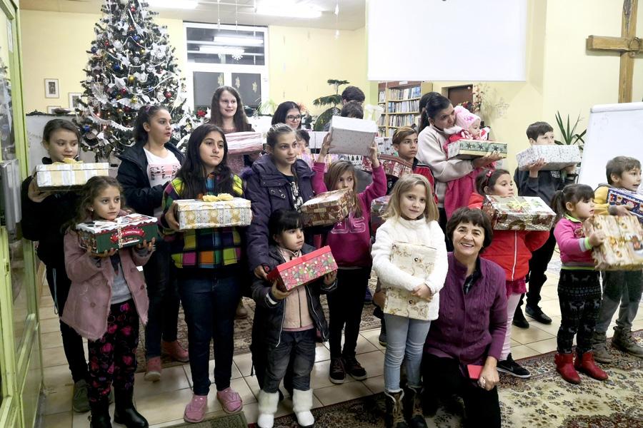 Karácsony a Menedékvárosban