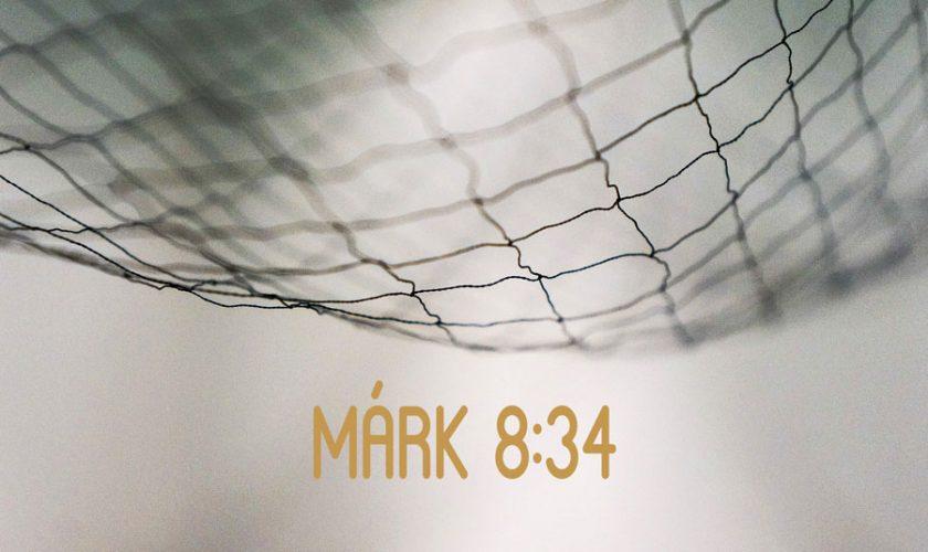 Márk 8:34 – Révész Árpád
