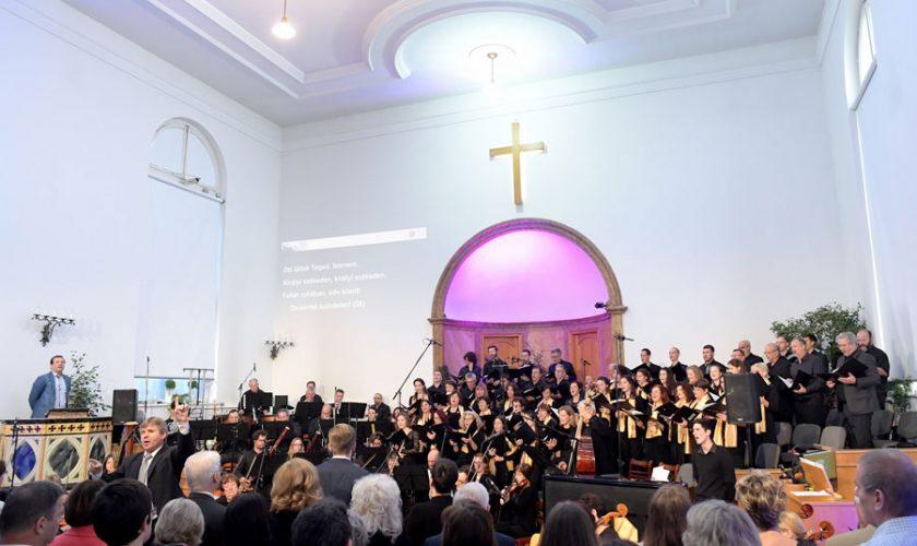 Találkozások –  Szimfonikus istentisztelet [galéria]