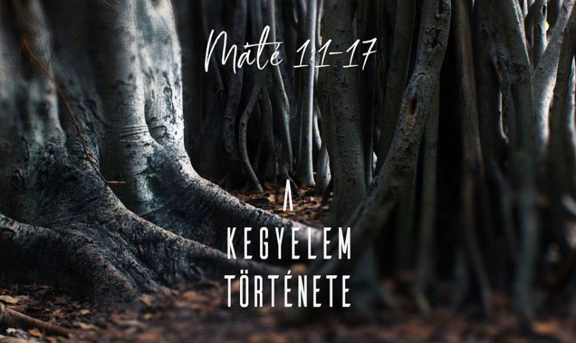 Máté 1:1-17 – Kübler János