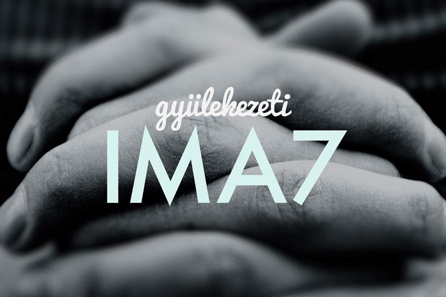 2020. 01. 13-17. – Gyülekezeti IMA7