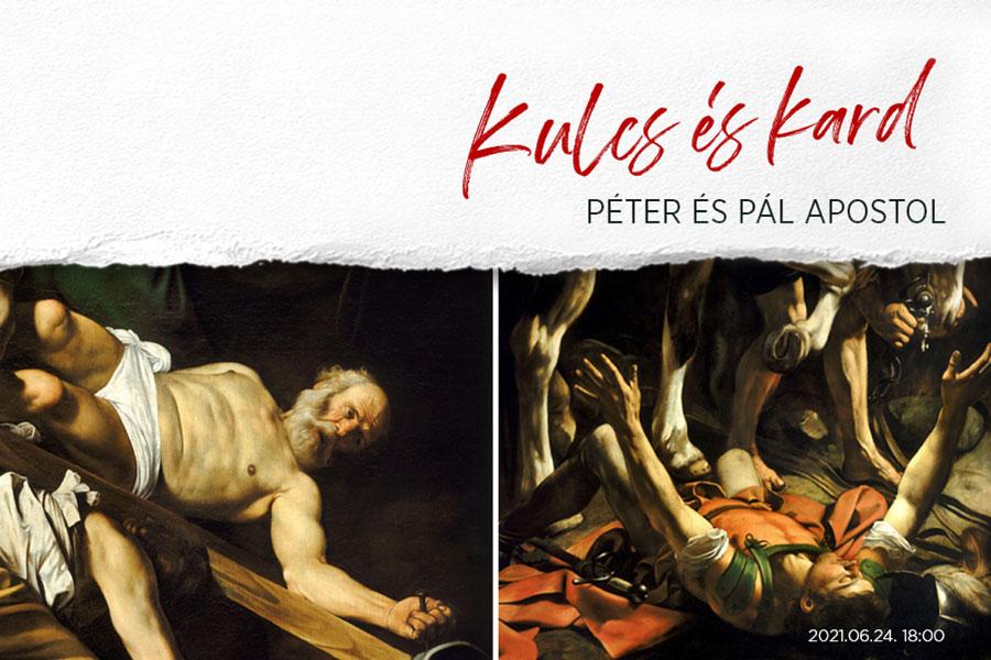 Kulcs és kard – festményprédikáció