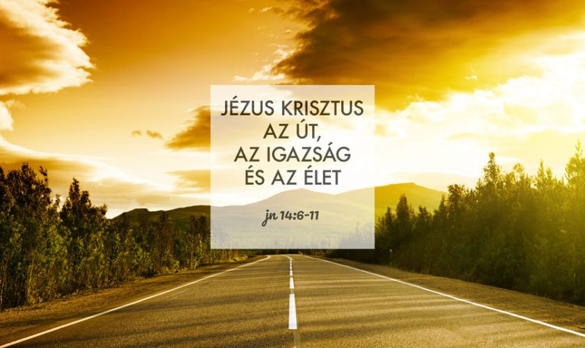 Kübler János – János 14:6-11