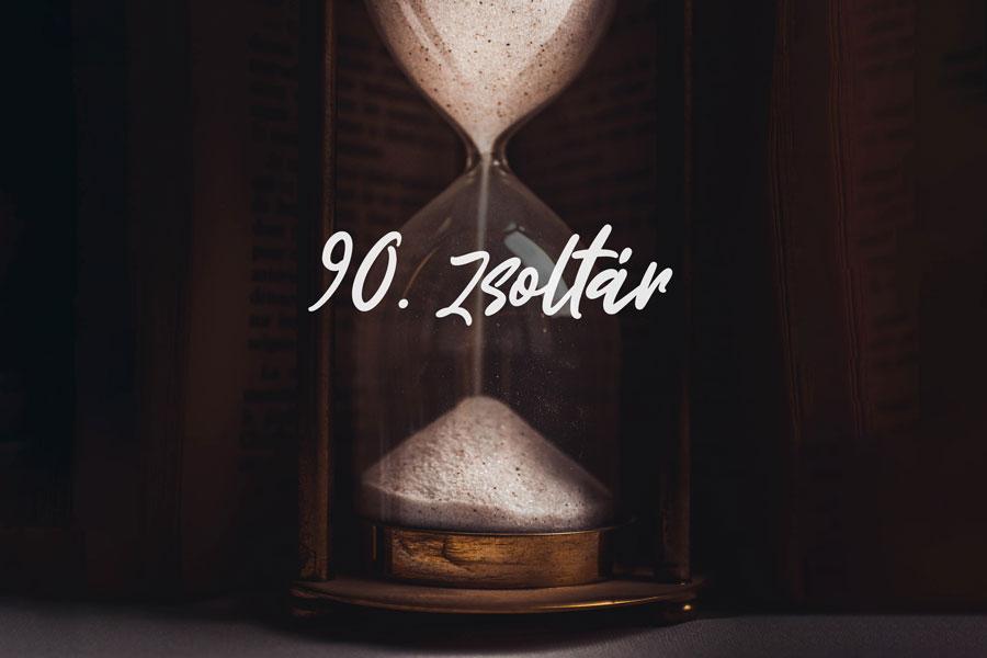 Heizer Tamás – Zsoltárok 90