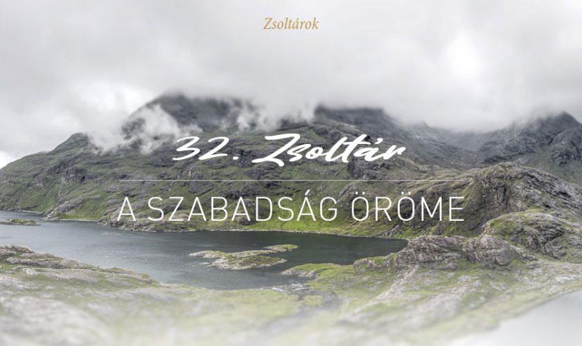 Zsoltárok 32. – Kübler János