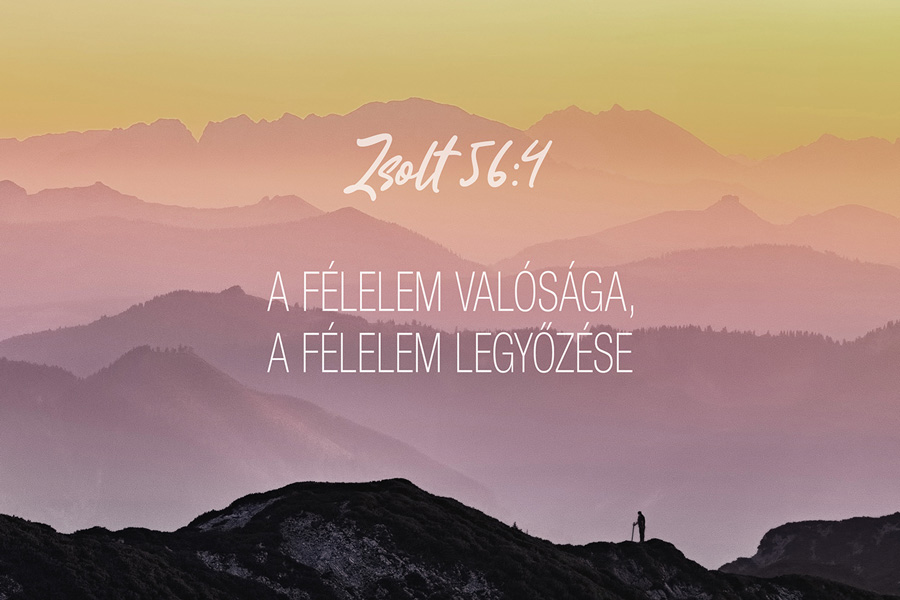 Kübler János – Zsolt 56:4