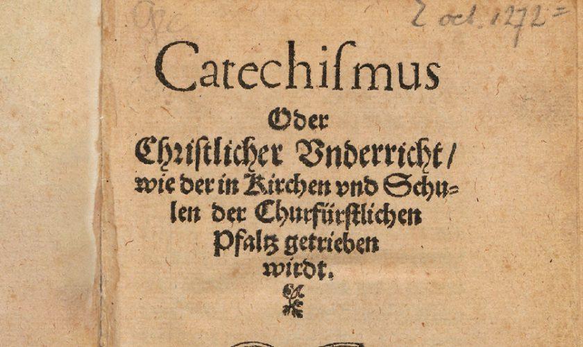 A Heidelbergi káté a gondviselésről