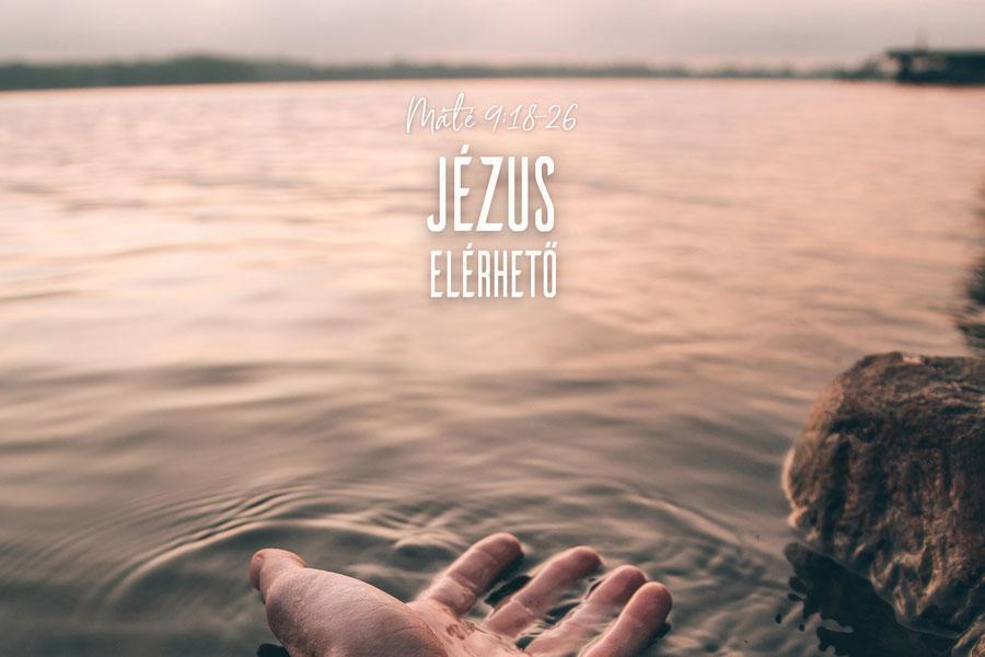 Kübler János – Máté 9:18-26