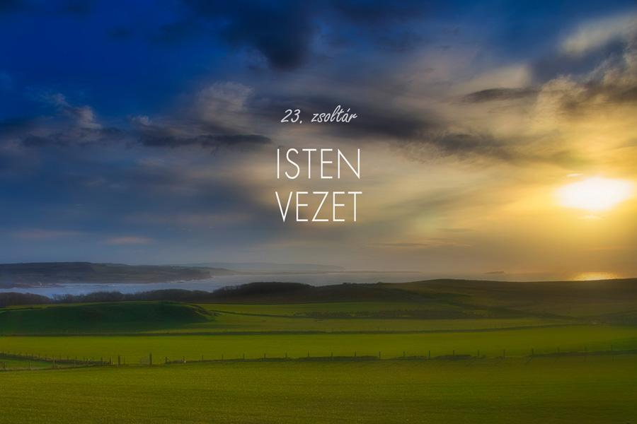 Kübler János – Zsoltárok 23