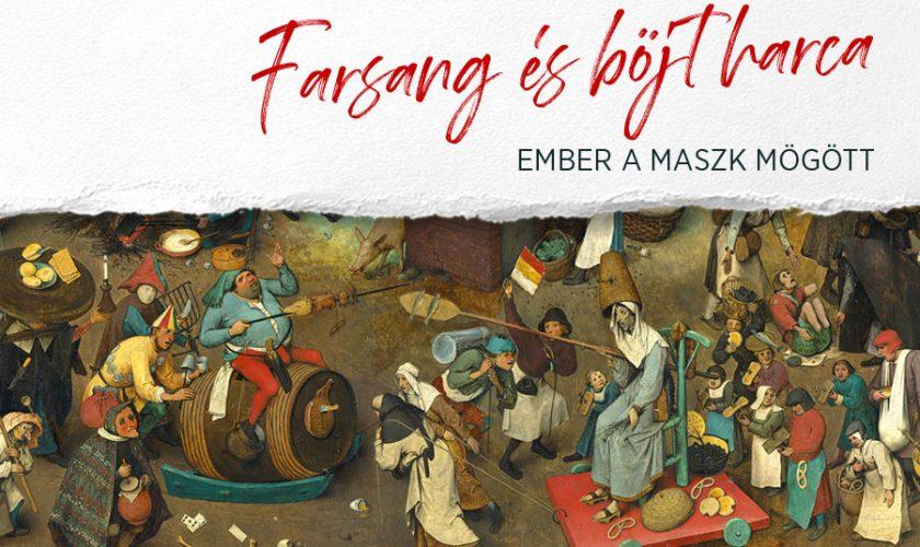 Farsang és böjt harca – festményprédikáció