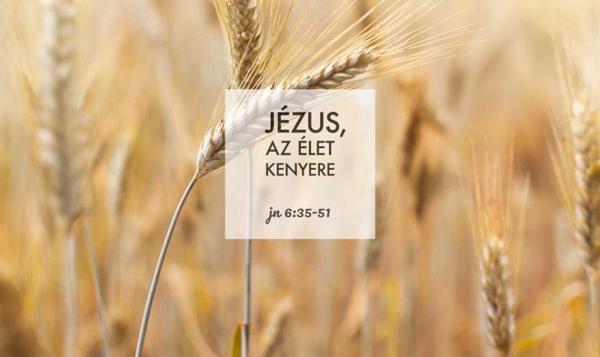 Kübler János – János 6:35-51